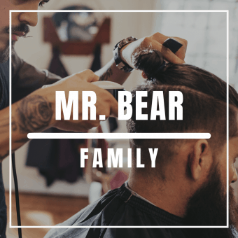 MR. BEAR FAMILY